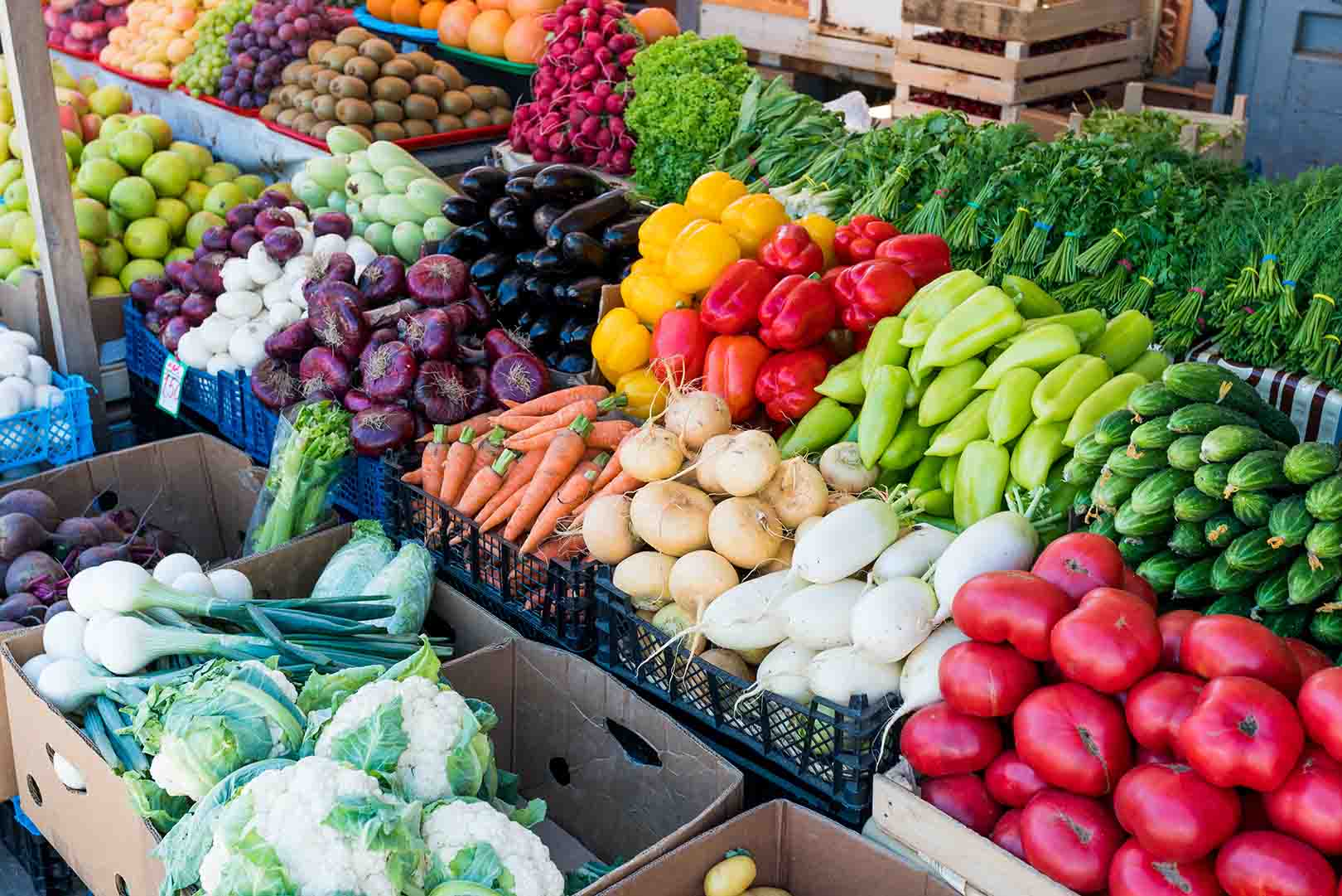 The Benefits of Farmers Market Delivery Best Produce